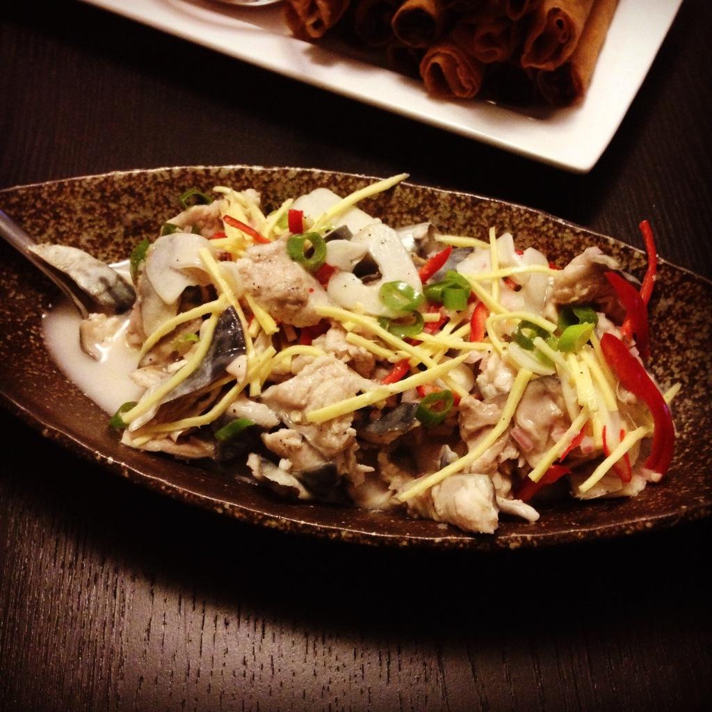 Mackerel Kinilaw