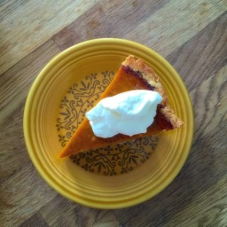 Kandy Spice Pumpkin Pie
